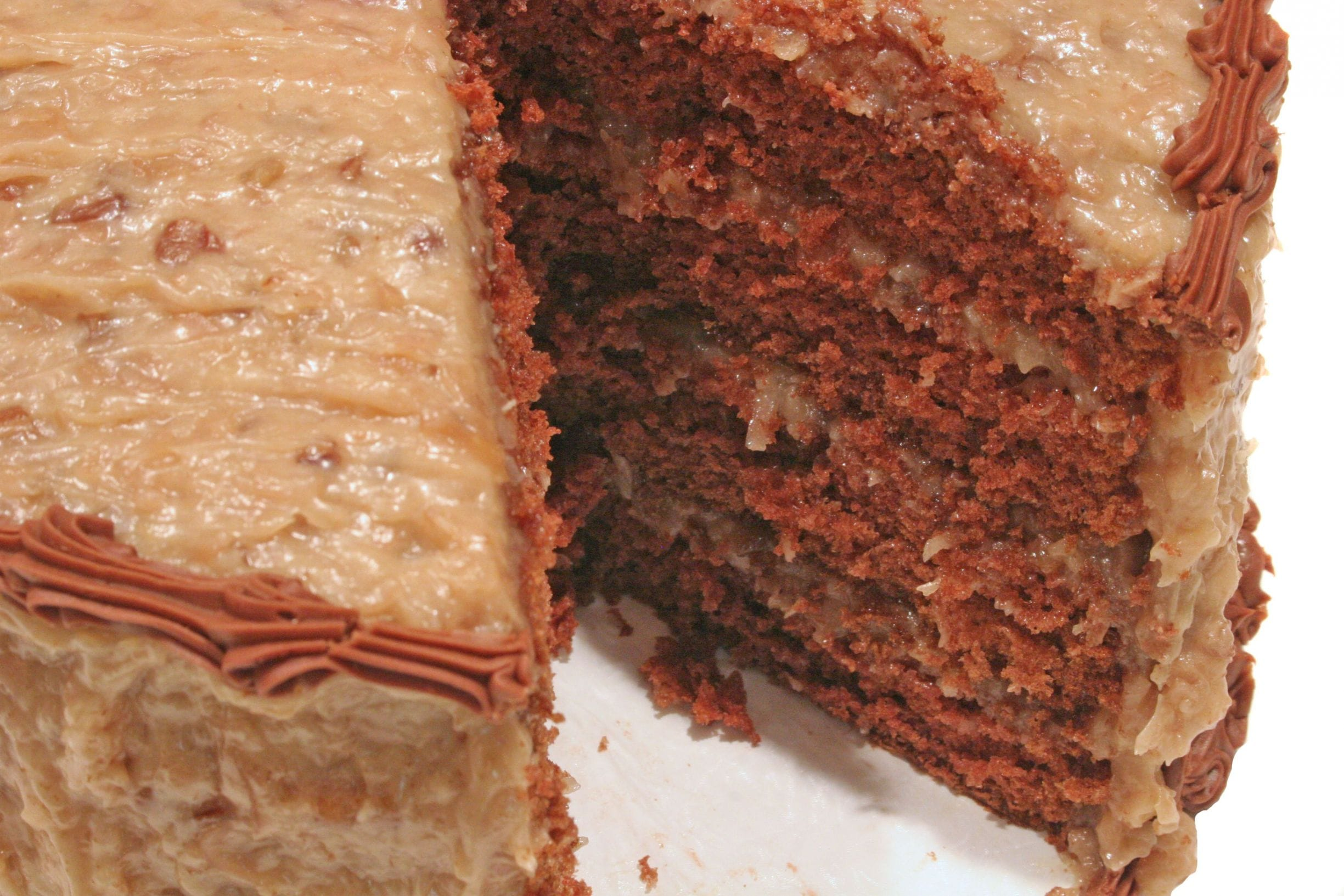 What Is German Chocolate Cake Mix