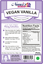 Vegan Vanilla Base
