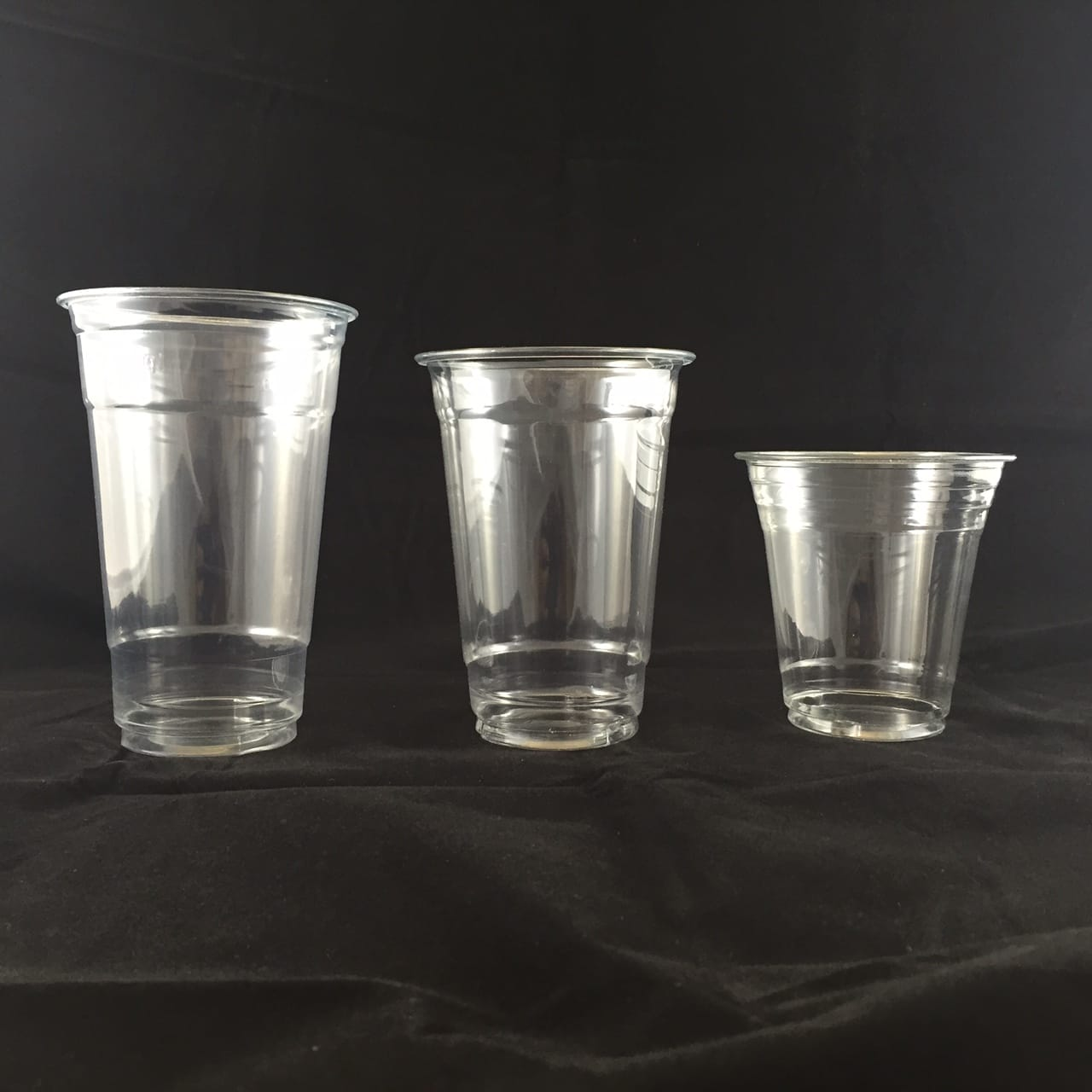 Cold Drink And Smoothie Cups Clear Frocup