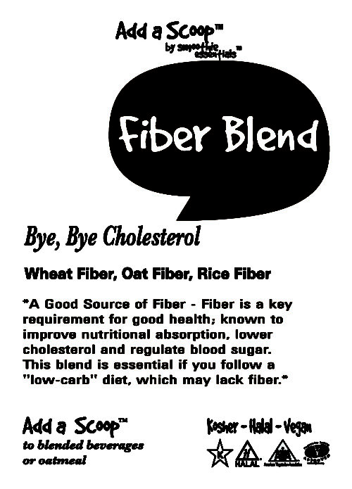 Smoothie Booster Fiber Blend