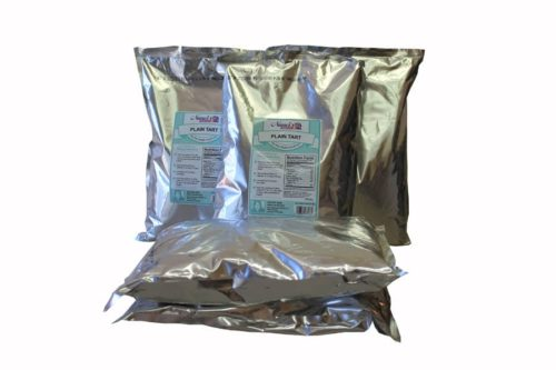 Nanci's Frozen Yogurt Plain Tart Bags