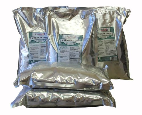 Frozen Yogurt Premium Tart Bags