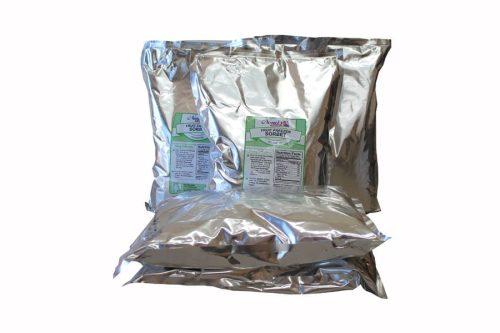 Frozen Yogurt Fruit Freezer Sorbet Bags