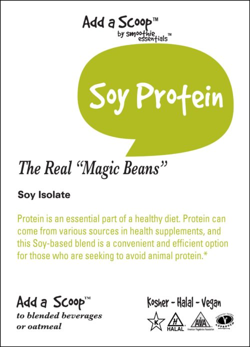 Smoothie Booster Soy Protein