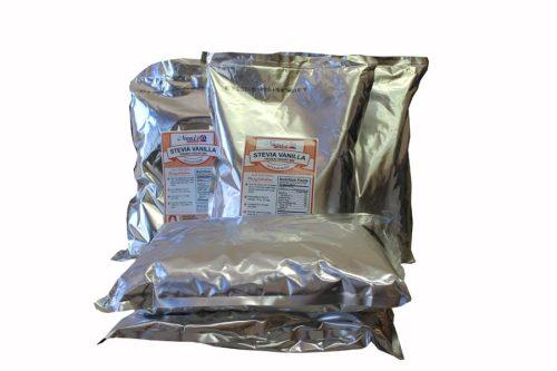 Frozen Yogurt Stevia Vanilla Bags