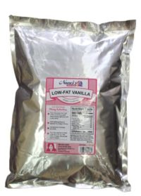 Nanci's Yogurt Base Mix Low-Fat Vanilla Bag