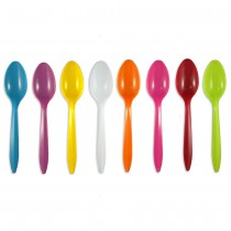 Dessert Spoon Mixed Color