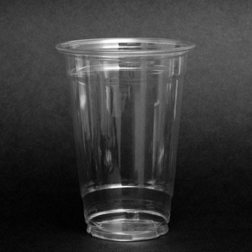 Plastic PET Drink Smoothie Cups 20oz