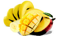 Banana Mango Flavor Concentrate for Frozen Yogurt