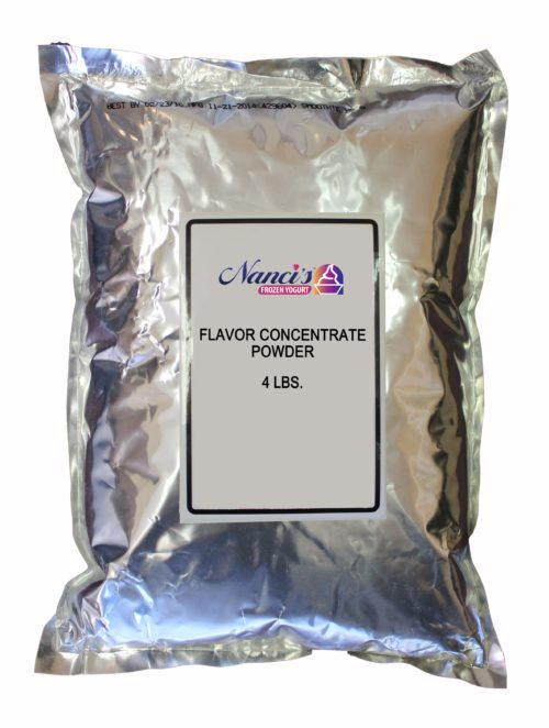Flavor Concentrate Powder 4 lbs