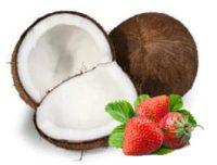 Strawberry Colada Flavor Concentrate for Frozen Yogurt