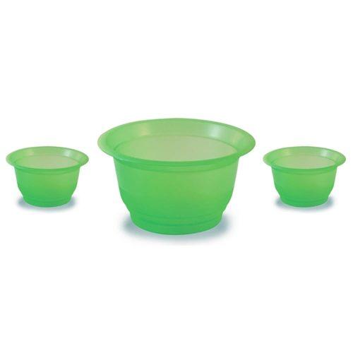 Gelato Cup Soprafinna 3.4oz Green