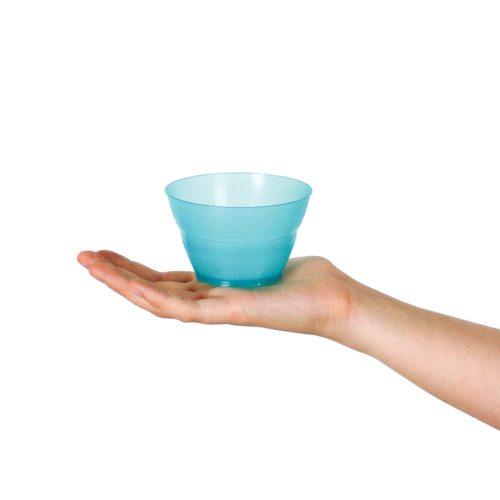Gelato Cup Venere 6.8oz Blue 3