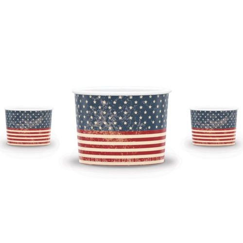 Yogurt Cups Patriotic 12oz