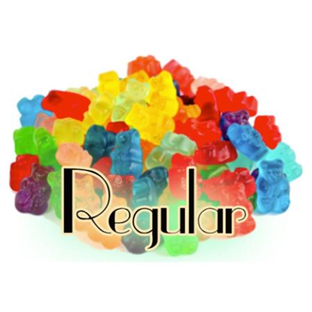 Topping Gummi Bear (Regular)