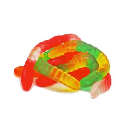 Topping Gummi Worms (regular)