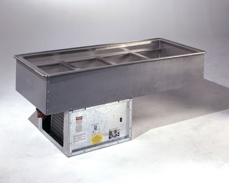 Drop-In Topping Bar Buffet Refrigerated RM-2