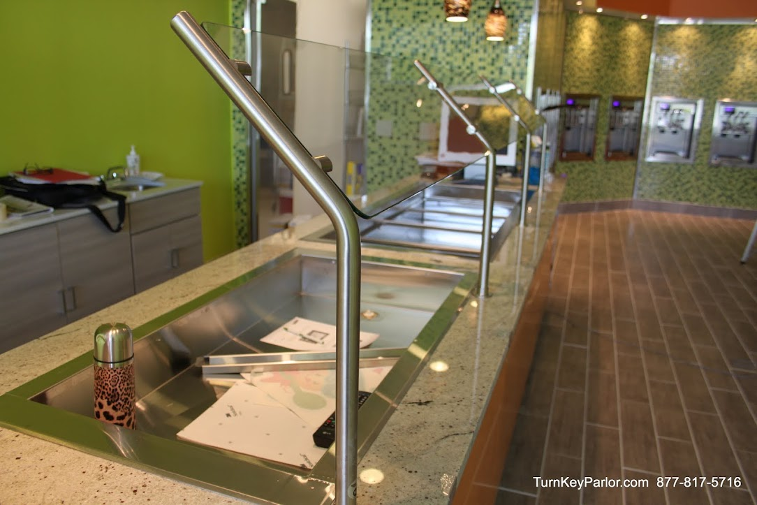Topping Bar Buffet - Counter Drop-In Style (Not ...