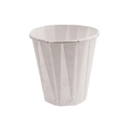 Paper Compostable Cup - 4oz White