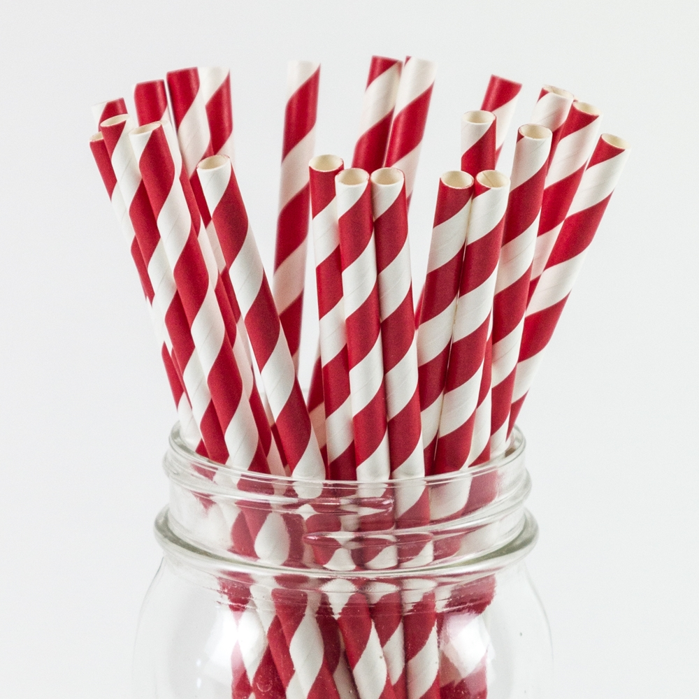 Straws Paper Eco Friendly Frocup