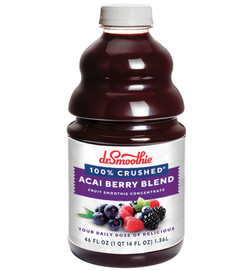 Dr. Smoothie 100 Crushed Acai Berry Blend