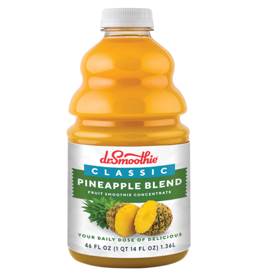 Dr. Smoothie Classic 46oz Pack Pineapple Blend